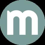 Mavenfair blue circle icon used for Basic Shop