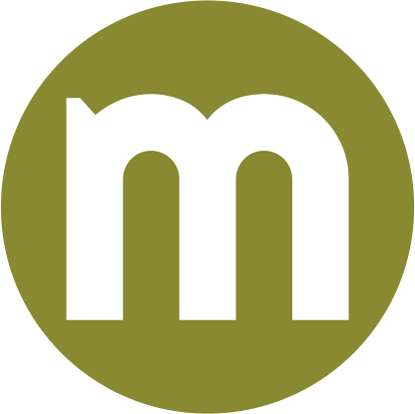 Mavenfair green circle icon used for Unlimited Shop