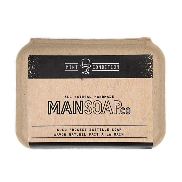 ManSoap Co - Bastille Soap - Mint Condition