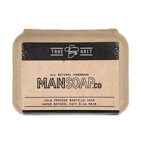 ManSoap Co - Bastille Soap - True Grit